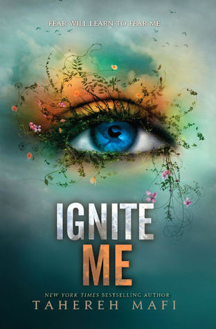 Audiobook Review – Ignite Me