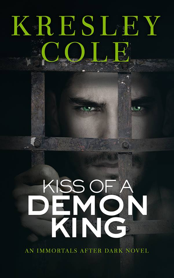 Year of Kresley Cole – Kiss of a Demon King