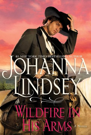 Book Review – Wildfire In His Arms