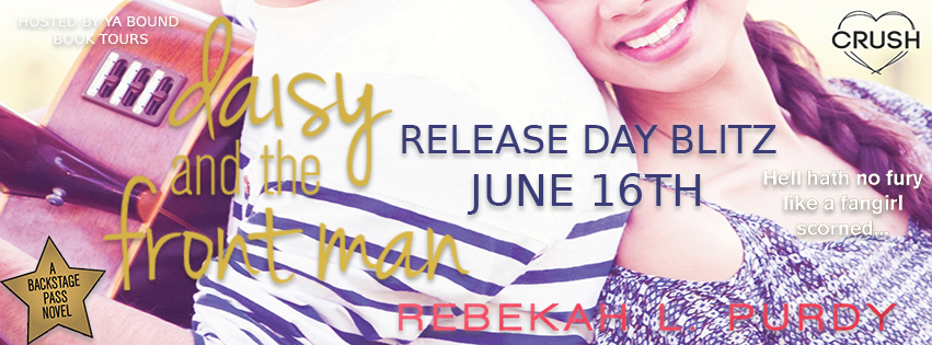 Release Day Blitz & Giveaway – Daisy and the Front Man