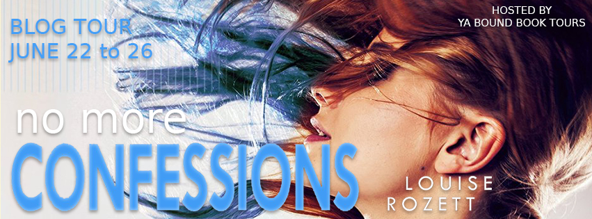 No More Confessions Blog Tour – Guest Post & Giveaway
