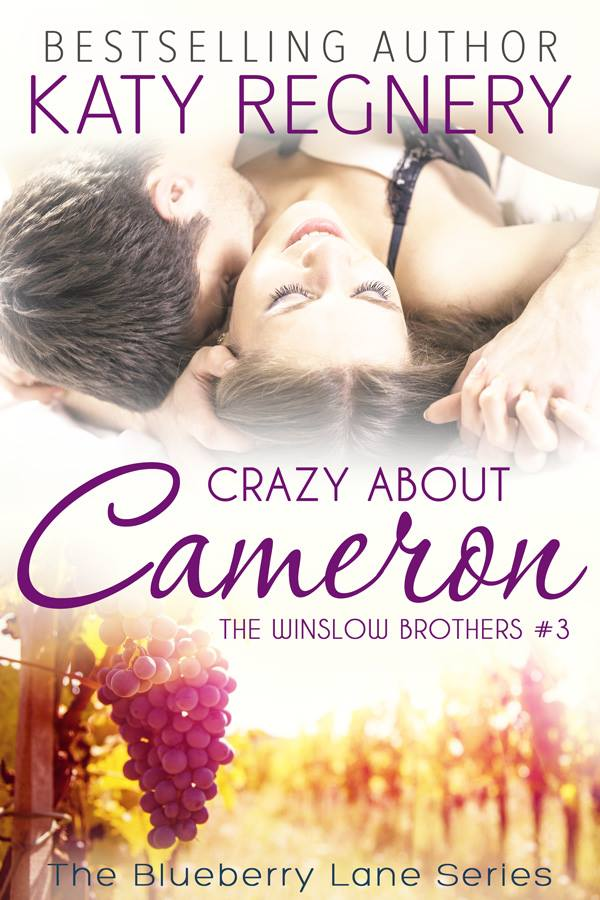 Book Review – Crazy About Cameron