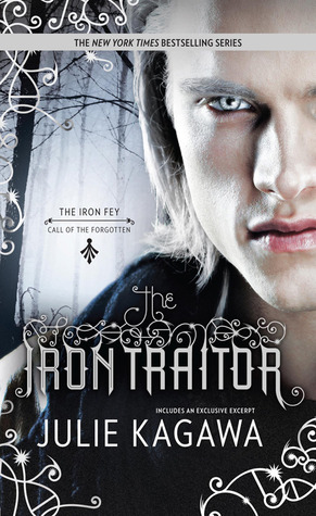 ARC Book Review – The Iron Traitor