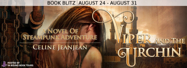 Book Blitz & Giveaway – The Viper and the Urchin