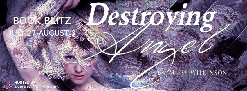 Book Blitz & Giveaway – Destroying Angel