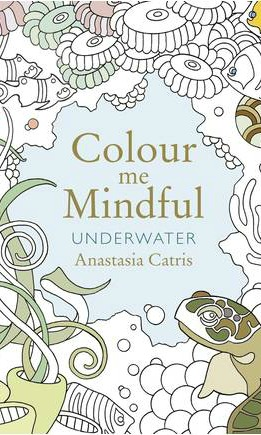 Book Review – Color Me Mindful: Underwater