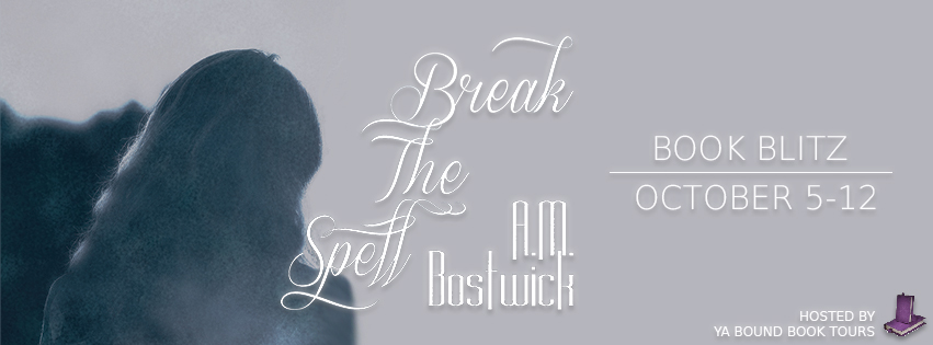 Book Blitz & Trailer – Break The Spell