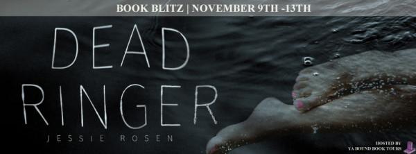 Book Blitz – Dead Ringer