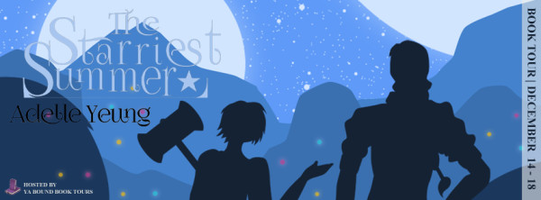 The Starriest Summer Blog Tour – Promo & Giveaway