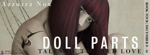 Doll Parts Blog Tour – Excerpt & Giveaway