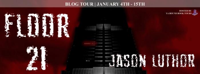 Floor 21 Blog Tour – Promo Post
