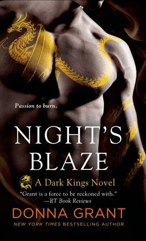 Book Review – Night's Blaze