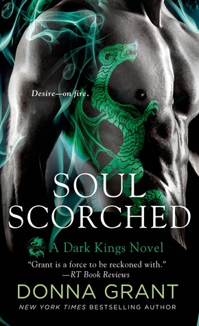 Book Review – Soul Scorched