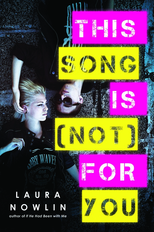 This Song Is (Not) For You Blog Tour – Promo & Giveaway