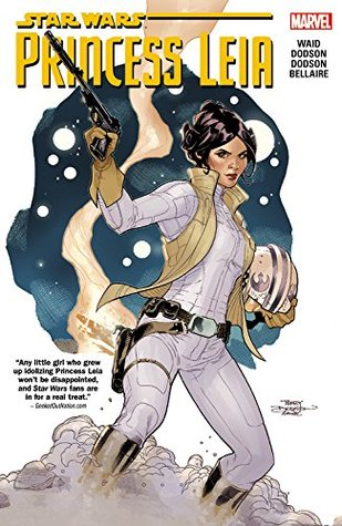 Comic Book Review – Star Wars: Princess Leia #1