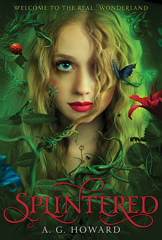 Audiobook Review – Splintered