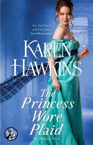 Book Review – The Princess Wore Plaid
