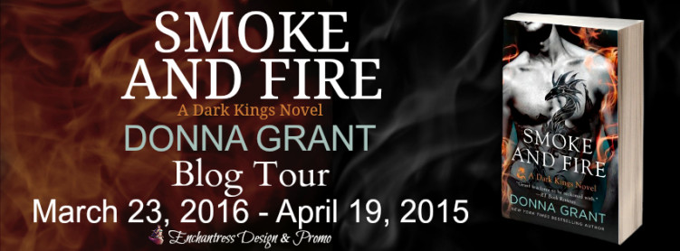 Smoke And Fire Blog Tour – Guest Post & Giveaway