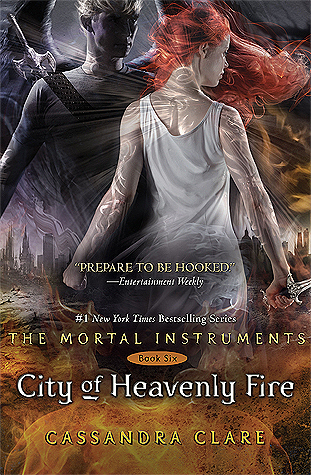 Audiobook Review – City of Heavenly Fire