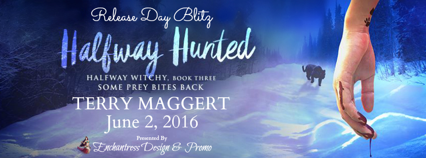 Release Day Blitz – Halfway Hunted