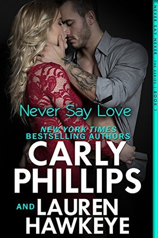 Book Review – Never Say Love