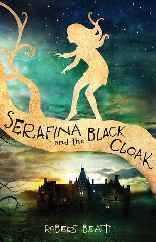 Audiobook Review – Serafina and the Black Cloak